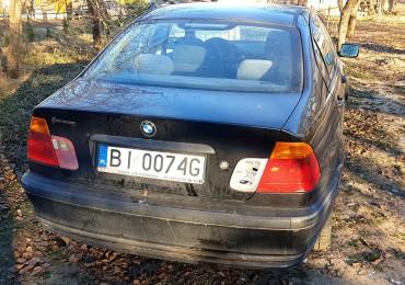 BMW 3 E46 FL 2001-2006, Sedan, 316i Manual (116 KM) na części Białystok