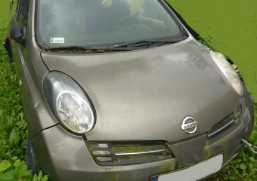 Nissan Micra wersja K12, 2003r. 1.5, diesel, hatchback