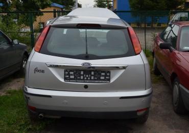 Ford Focus wersja I, 1999r. 1.8, benzyna, hatchback
