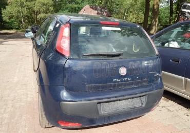 Fiat Punto Evo wersja 199 BXB1A 03S, 2010r. 1400, benzyna + lpg, hatchback