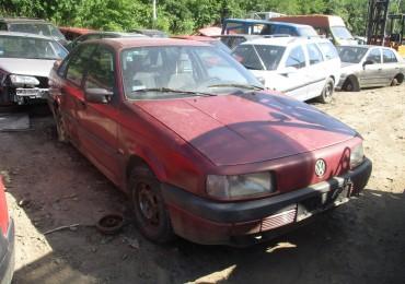 Volkswagen Passat wersja B3, 1989r. 2.0, benzyna, sedan