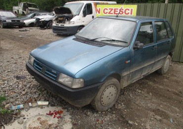Fiat Uno, 1996r. 1.4, benzyna, hatchback