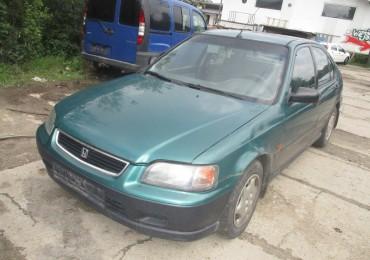 Honda Civic wersja VI, 1996r. 1.4, benzyna, hatchback