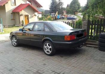 Dywaniki samochodowe Audi 100 C4