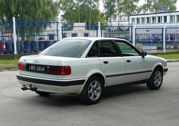 Antena Audi 80 B4