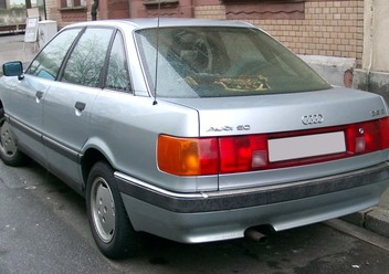 Dywaniki samochodowe Audi 90