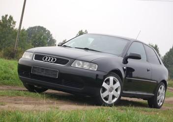 Dywaniki samochodowe Audi A3 I