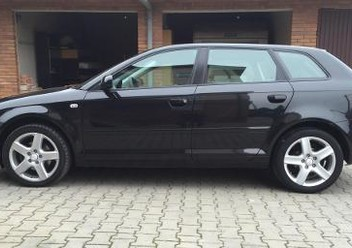 Szczęki hamulcowe tylne Audi A3 II