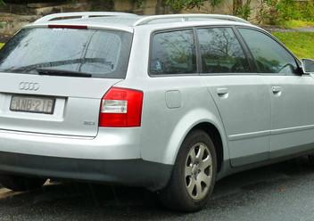 Dywaniki samochodowe Audi A4 B6