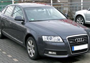 Koszulki fotelowe Audi A6 C5
