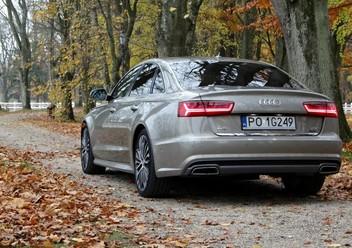 Szczęki hamulcowe tylne Audi A6 C7