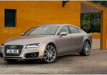 Regulator siły hamowania Audi A7