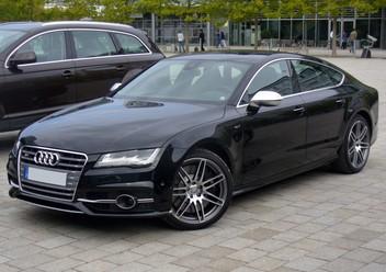 Pokrowce ochronne Audi A7