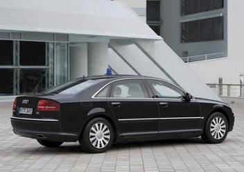 Antena Audi A8 D3