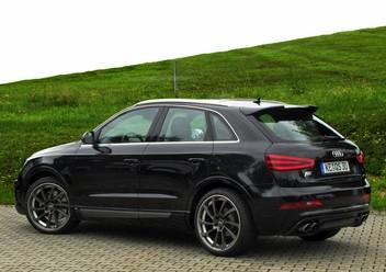 Pokrowce ochronne Audi Q3