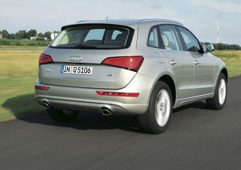 Dywaniki samochodowe Audi Q5