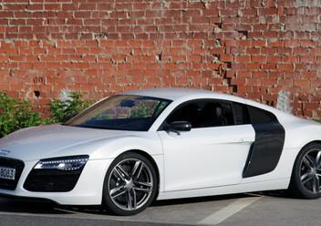 Szczęki hamulcowe tylne Audi R8