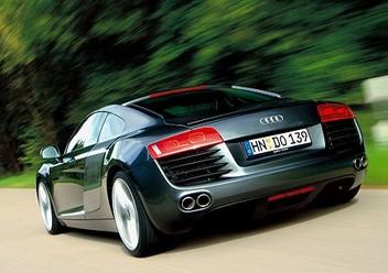 Dywaniki samochodowe Audi R8