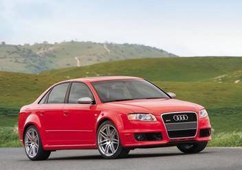 Pokrowce samochodowe Audi RS4