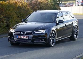 Antena Audi RS4