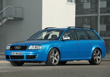 Pokrowce samochodowe Audi RS6