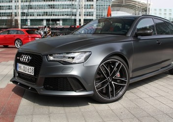 Serwo hamulca Audi RS6