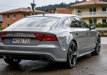 Dywaniki samochodowe Audi RS7