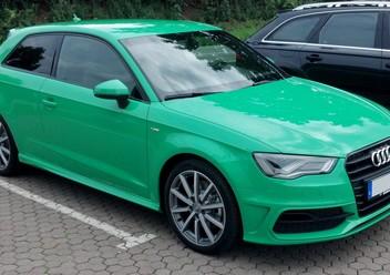 Szczęki hamulcowe przednie Audi S3