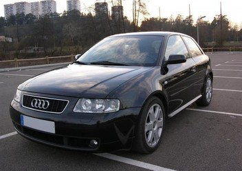 Pokrowce ochronne Audi S3
