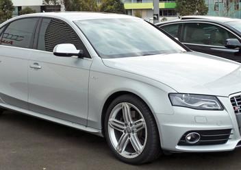 Antena Audi S4
