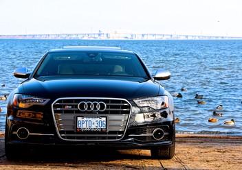 Serwo hamulca Audi S6