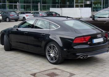 Dywaniki samochodowe Audi S7