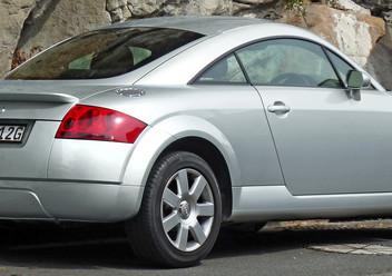 Koszulki fotelowe Audi TT I