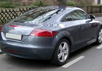 Podręczniki / Literatura / Przeglądy Audi TT II