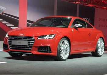 Dywaniki samochodowe Audi TT III