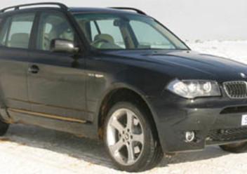 Szczęki hamulcowe przednie BMW X3 F25