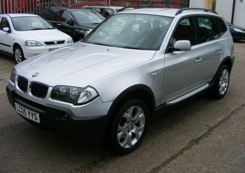 Pompa hamulcowa BMW X3 E83 FL