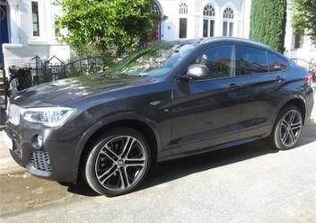 Podręczniki / Literatura / Przeglądy BMW X4