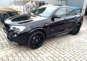 Serwo hamulca BMW X4