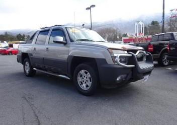Regulator siły hamowania Chevrolet Avalanche