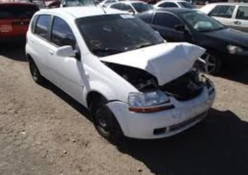 Pompa hamulcowa Chevrolet Aveo I