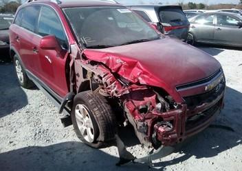 Regulator siły hamowania Chevrolet Captiva I FL