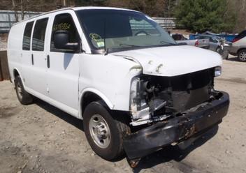 Pokrowce samochodowe Chevrolet Express