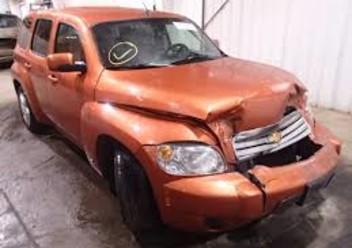 Regulator siły hamowania Chevrolet HHR