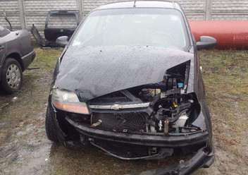 Serwo hamulca Chevrolet Kalos