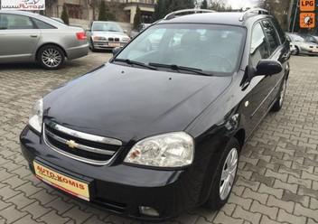 Dywaniki samochodowe Chevrolet Nubira