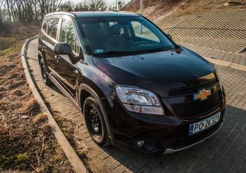 Serwo hamulca Chevrolet Orlando