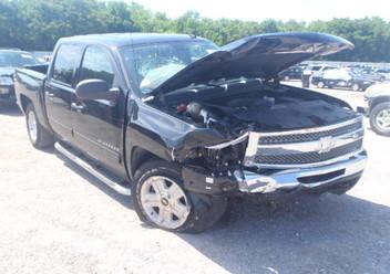 Pokrowce samochodowe Chevrolet Silverado