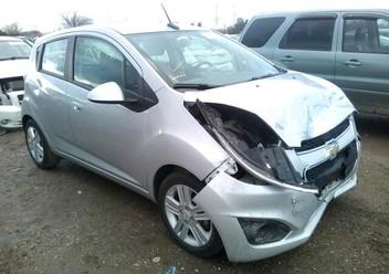 Serwo hamulca Chevrolet Spark I