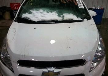Pokrowce samochodowe Chevrolet Spark III